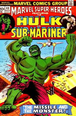 Marvel Super-Heroes (Grapa) #40