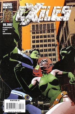 Exiles Vol 1 (Comic book) #97