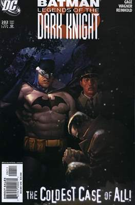 Batman: Legends of the Dark Knight Vol. 1 (1989-2007) (Comic Book) #202
