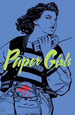 Paper Girls (Grapa 32 pp) #3