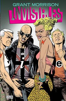 The Invisibles (Softcover 328-352 pp) #3