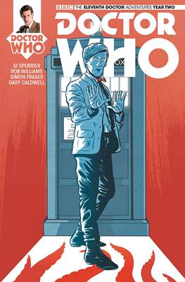 Doctor Who: The Eleventh Doctor Year Two (Comic Book) #15