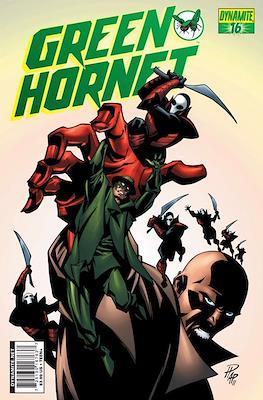 Green Hornet / Green Hornet Legacy (2010-2013) (Comic Book) #16