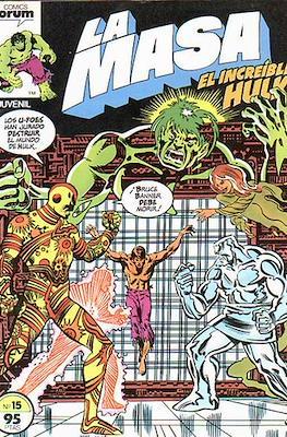 La Masa. El Increíble Hulk #15