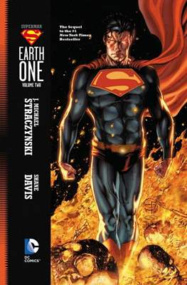 Superman: Earth One (Softcover 136-128 pp) #2