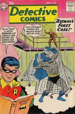 Detective Comics Vol. 1 (1937-2011; 2016-) (Comic Book) #265