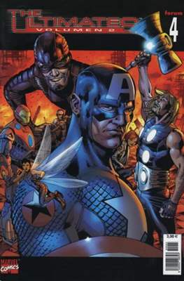 The Ultimates vol. 2 (2004) #4