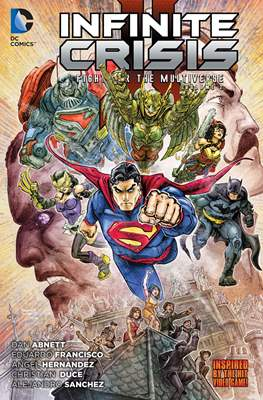 Infinite Crisis: Fight for the Multiverse (Softcover) #2
