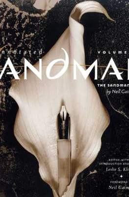 The Annotated Sandman (Hardcover 560-616-520 pp) #1