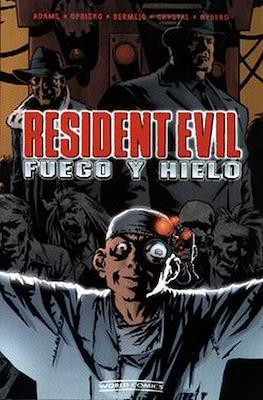 Resident Evil. Fuego y hielo