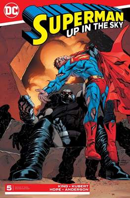 Superman: Up In The Sky (Comic Book) #5