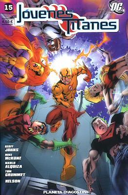 Jóvenes Titanes (2005-2007) #15