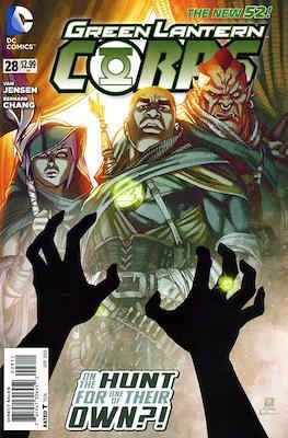 Green Lantern Corps Vol. 3 (2011-2015) #28