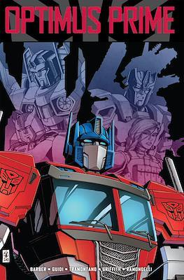 Optimus Prime (Softcover 144-160 pp) #3