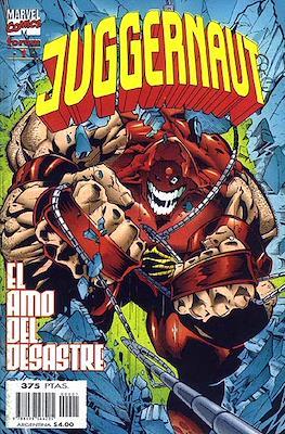 Juggernaut: El amo del desastre