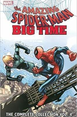 The Amazing Spider-Man Big Time - Ultimate Collection / The Complete Collection (Softcover 528-352 pp) #4