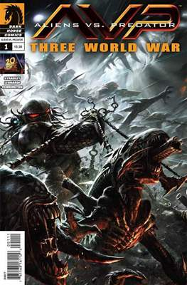Aliens vs Predator: Three World War (Comic Book) #1