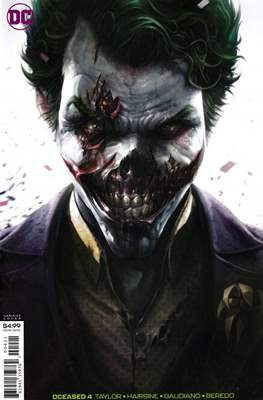 DCeased (Variant Covers) (Comic Book) #4