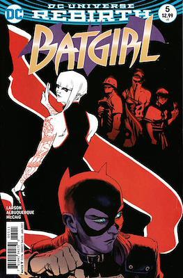 Batgirl Vol. 5 (2016-) (Comic Book) #5