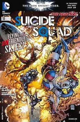Suicide Squad Vol. 4. New 52 (2011-2014) Digital #11