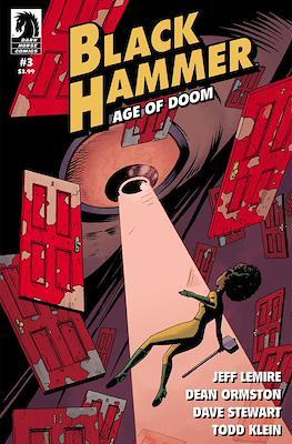 Black Hammer: Age of Doom (Comic Book) #3