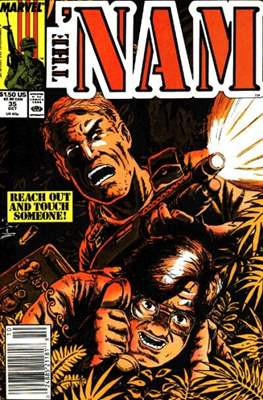 The 'Nam Vol 1 (Comic-book.) #35