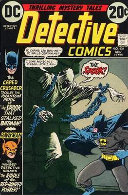 Detective Comics Vol. 1 (1937-2011; 2016-) (Comic Book) #434