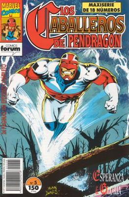Los Caballeros de Pendragón (1992-1993) (Grapa. 17x26. 24 páginas. Color.) #5