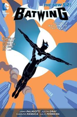 Batwing Vol. 1 (2011) (Trade Paperback) #4