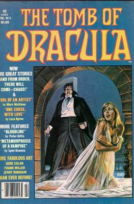 The Tomb of Dracula Vol. 2 (1979-1980) (Magazine) #3