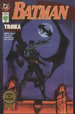 Batman. Troika