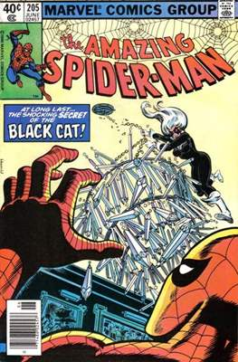 The Amazing Spider-Man Vol. 1 (1963-1998) #205