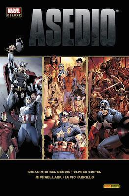 Asedio. Marvel Deluxe