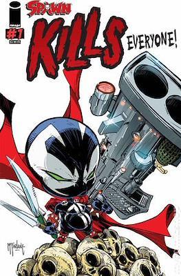 Spawn Kills Everyone! (Variant Cover) (Comic Book 28 pp) #1.3