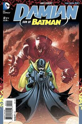 Damian: Son of Batman (2013-2014) (Comic Book) #2