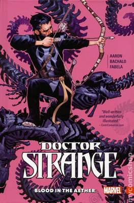 Doctor Strange Vol. 4 (2015-2018) (Hardcover 136-168 pp) #3