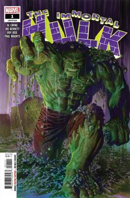 The Immortal Hulk (2018-) (Comic Book) #1
