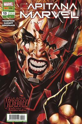 Capitana Marvel (2019-) (Grapa) #13