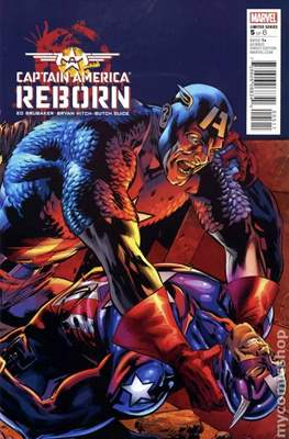 Captain America: Reborn (Comic Book) #5
