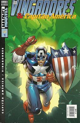 Os Vingadores & Capitão América
