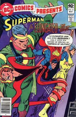 DC Comics Presents: Superman (Grapa) #21