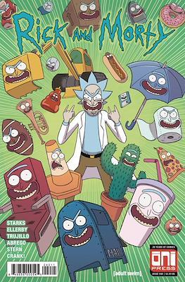 Rick and Morty (Grapa) #40
