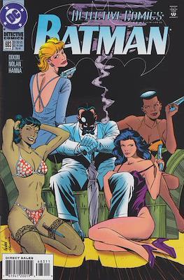 Detective Comics Vol. 1 (1937-2011; 2016-) (Comic Book) #683