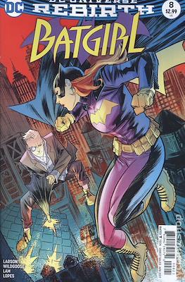 Batgirl Vol. 5 (2016- Variant Cover) #8