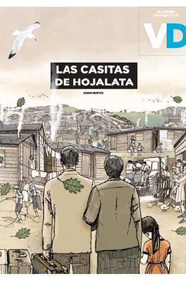 Las casitas de hojalata (Grapa) #