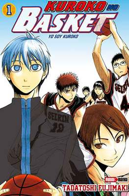 Kuroko no Basket (Rustica) #1