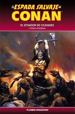 La Espada Salvaje de Conan (Cartoné 120 - 160 páginas.) #55