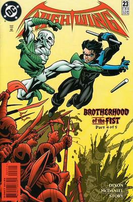 Nightwing Vol. 2 (1996) (Saddle-stitched) #23