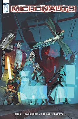 Micronauts (2016-2017) (Comic Book) #11