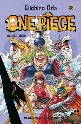 One Piece (Rústica con sobrecubierta) #38